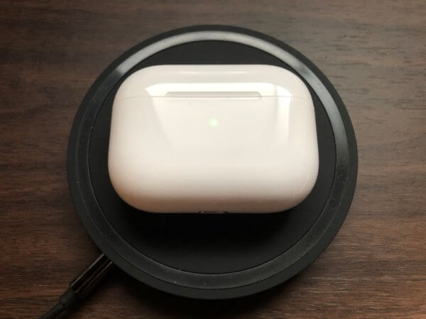 AirPodsPro_充電パッド